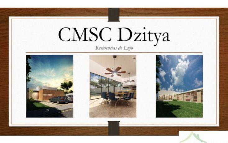 Foto de casa en venta en, dzitya, mérida, yucatán, 1914693 no 08