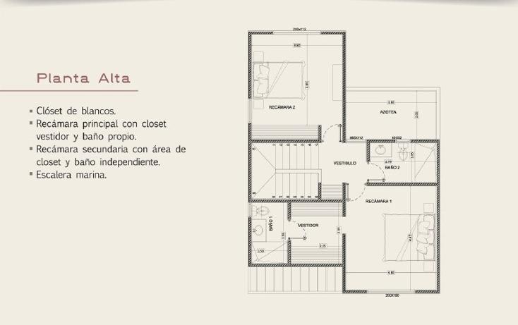 Foto de casa en venta en  , dzitya, mérida, yucatán, 1930368 No. 17
