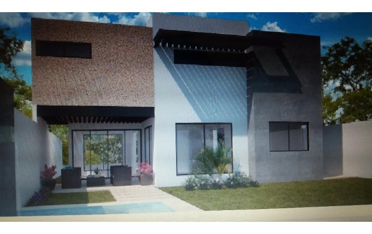 Foto de casa en venta en  , dzitya, mérida, yucatán, 1933036 No. 01