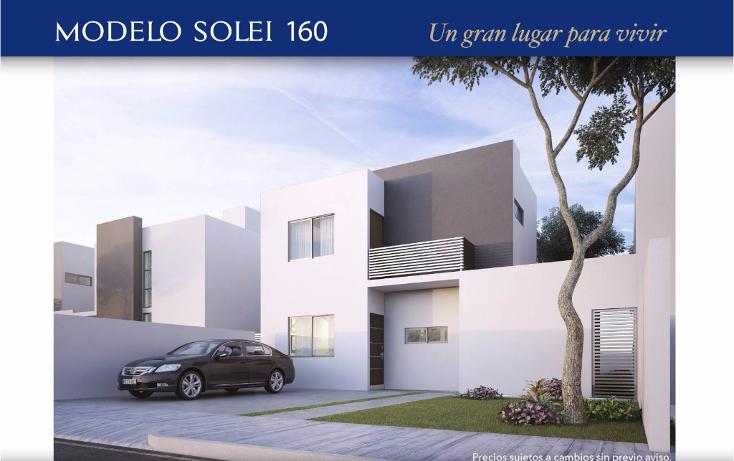Foto de casa en venta en  , dzitya, mérida, yucatán, 1947452 No. 01