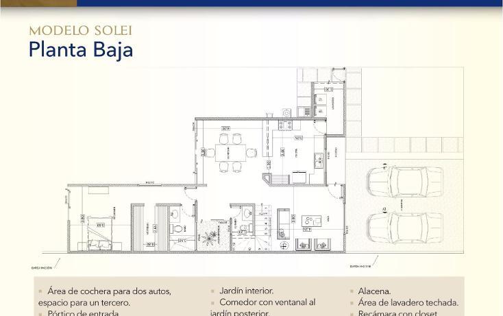 Foto de casa en venta en  , dzitya, mérida, yucatán, 1947452 No. 05