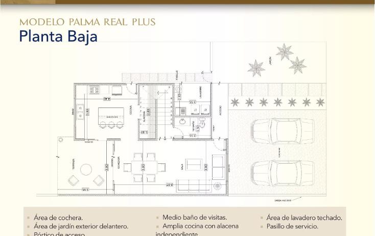 Foto de casa en venta en  , dzitya, mérida, yucatán, 1949360 No. 08