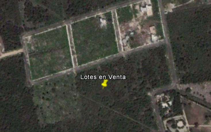 Foto de terreno habitacional en venta en  , dzitya, m?rida, yucat?n, 1961514 No. 04