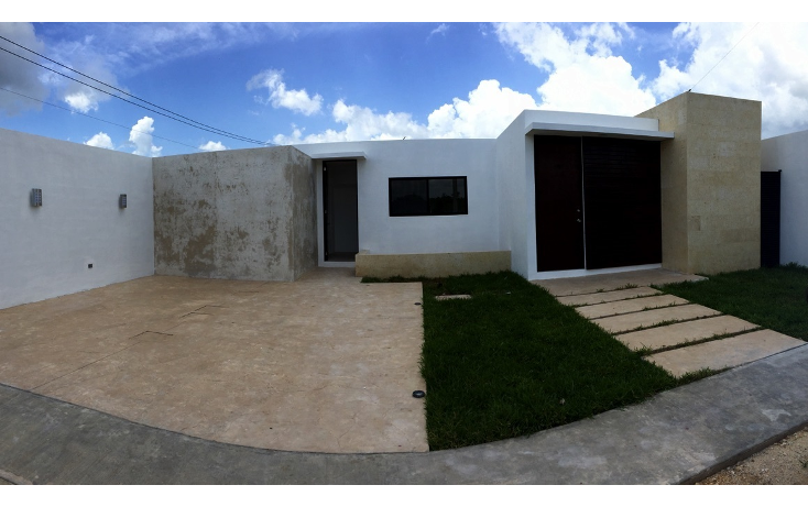 Foto de casa en venta en  , dzitya, m?rida, yucat?n, 1967421 No. 01