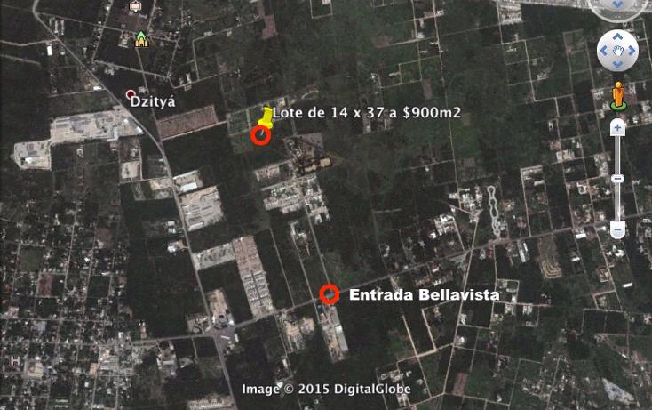 Foto de terreno habitacional en venta en  , dzitya, mérida, yucatán, 1971852 No. 03