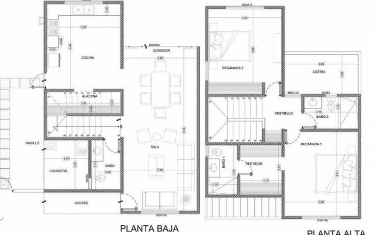 Foto de casa en condominio en venta en, dzitya, mérida, yucatán, 1973870 no 07