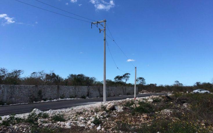 Foto de terreno habitacional en venta en, dzitya, mérida, yucatán, 1974984 no 03