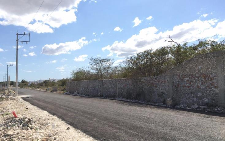 Foto de terreno habitacional en venta en  , dzitya, mérida, yucatán, 1974984 No. 04