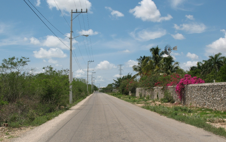 Foto de terreno habitacional en venta en  , dzitya, mérida, yucatán, 1975566 No. 01