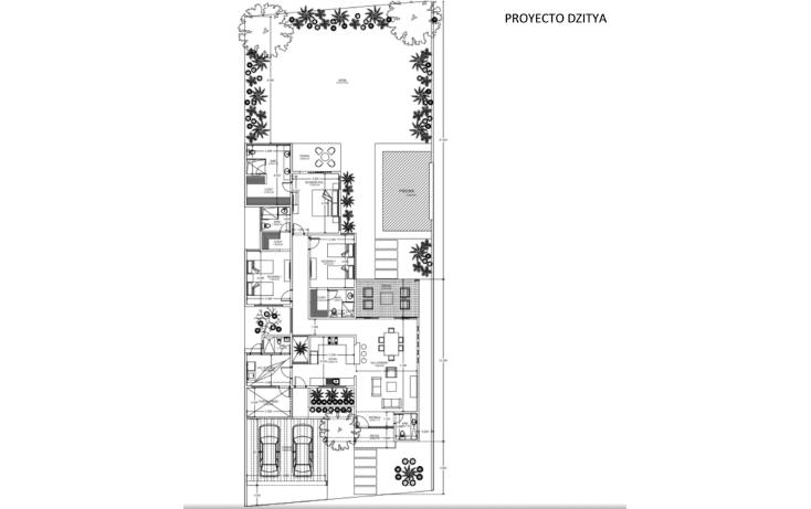 Foto de casa en venta en  , dzitya, mérida, yucatán, 1988806 No. 05