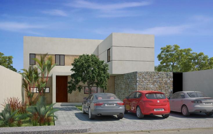 Foto de casa en venta en  , dzitya, mérida, yucatán, 2001694 No. 01