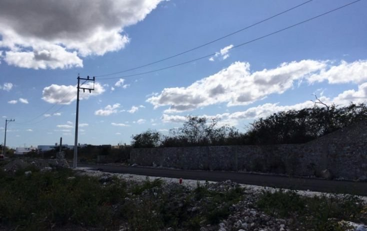 Foto de terreno habitacional en venta en, dzitya, mérida, yucatán, 2003120 no 02