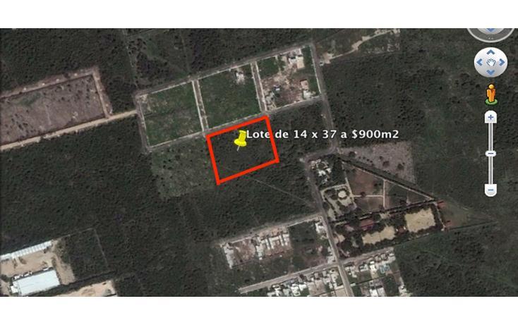 Foto de terreno comercial en venta en  , dzitya, mérida, yucatán, 2003414 No. 03
