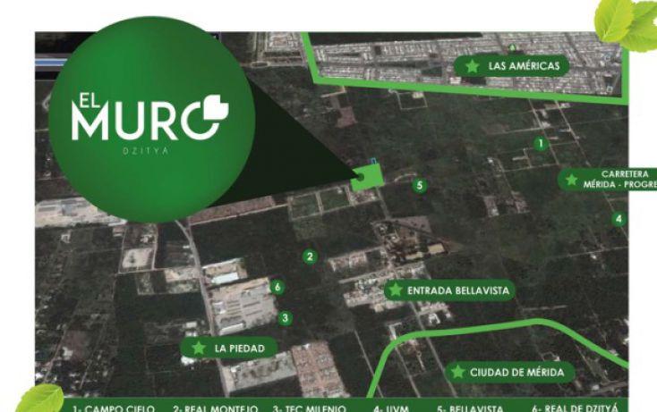 Foto de terreno habitacional en venta en, dzitya, mérida, yucatán, 2006104 no 03