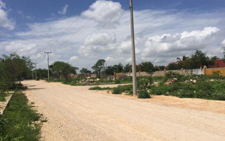 Foto de terreno habitacional en venta en, dzitya, mérida, yucatán, 2011696 no 07