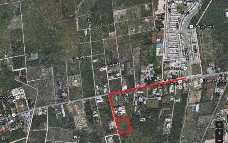 Foto de terreno habitacional en venta en, dzitya, mérida, yucatán, 2011696 no 13