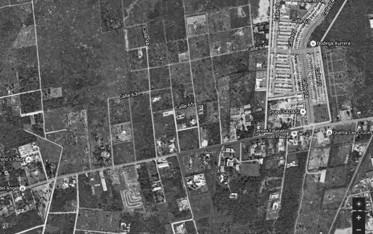 Foto de terreno habitacional en venta en  , dzitya, mérida, yucatán, 2011696 No. 13