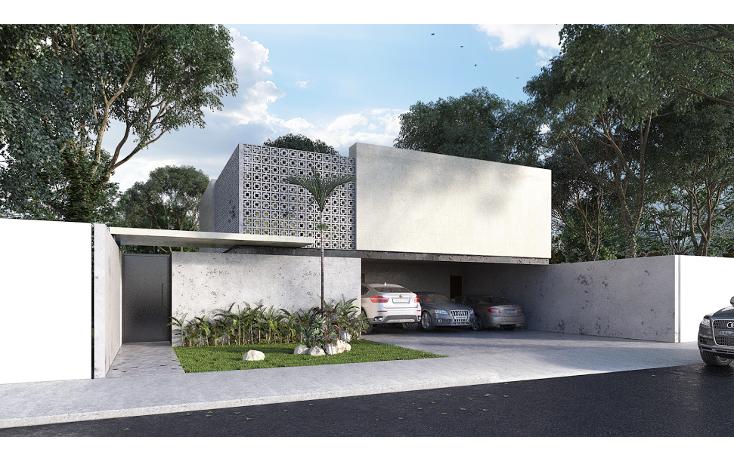 Foto de casa en venta en  , dzitya, mérida, yucatán, 2015138 No. 01
