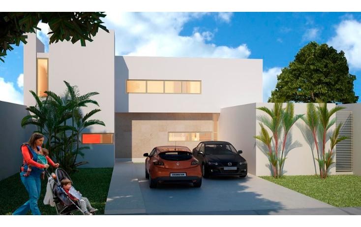 Foto de casa en venta en  , dzitya, mérida, yucatán, 2015878 No. 02