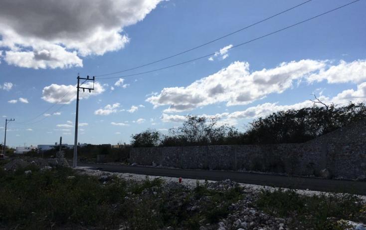Foto de terreno habitacional en venta en  , dzitya, mérida, yucatán, 2019838 No. 02
