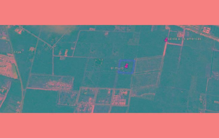 Foto de terreno habitacional en venta en  , dzitya, mérida, yucatán, 2022256 No. 03