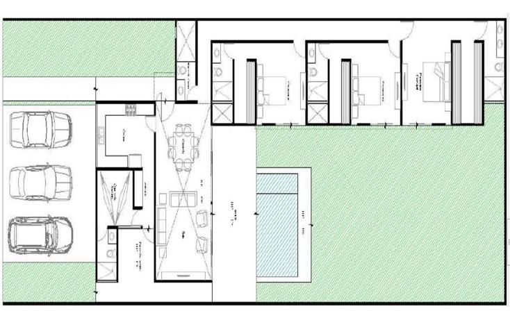 Foto de casa en venta en  , dzitya, mérida, yucatán, 2030764 No. 04