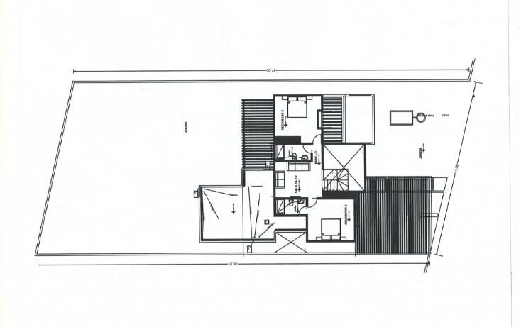 Foto de casa en venta en  , dzitya, mérida, yucatán, 2032588 No. 03