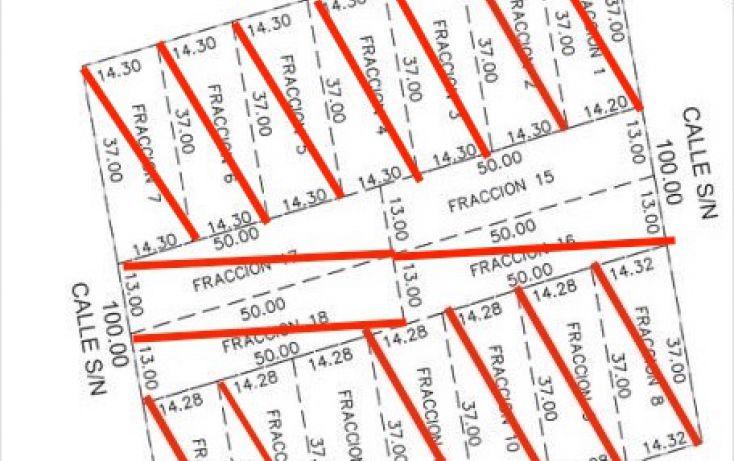 Foto de terreno habitacional en venta en, dzitya, mérida, yucatán, 2034790 no 01