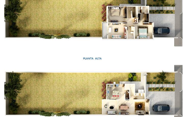 Foto de casa en venta en  , dzitya, mérida, yucatán, 2037148 No. 11