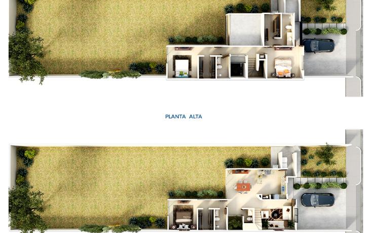 Foto de casa en venta en  , dzitya, mérida, yucatán, 2037148 No. 12
