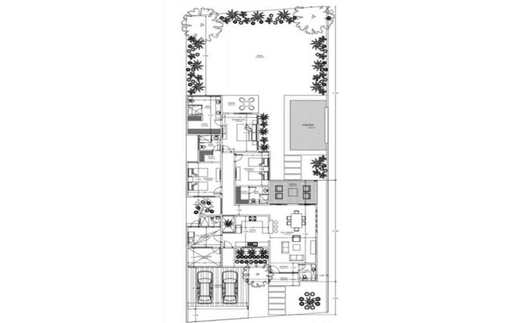 Foto de casa en venta en  , dzitya, mérida, yucatán, 2038008 No. 05