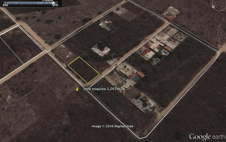 Foto de terreno habitacional en venta en  , dzitya, mérida, yucatán, 2042489 No. 03