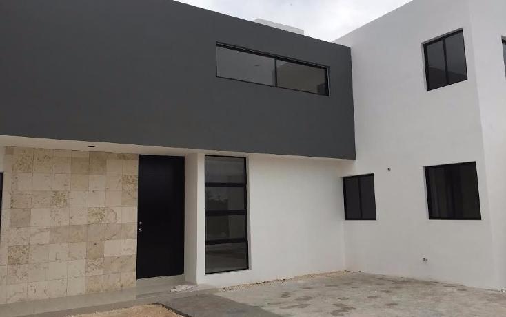 Foto de casa en venta en  , dzitya, mérida, yucatán, 2044294 No. 01