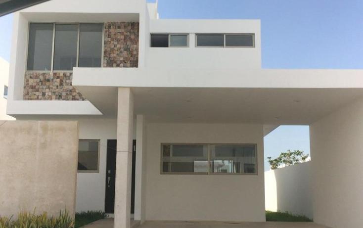 Foto de casa en venta en  , dzitya, mérida, yucatán, 2047220 No. 01