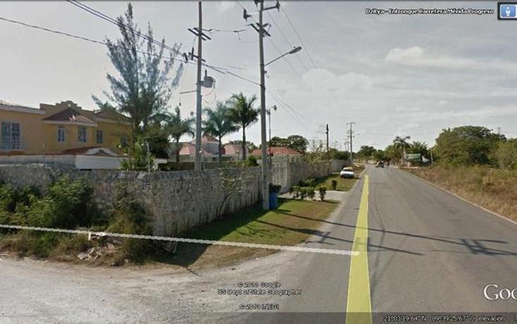 Foto de terreno habitacional en venta en, dzitya, mérida, yucatán, 737687 no 04
