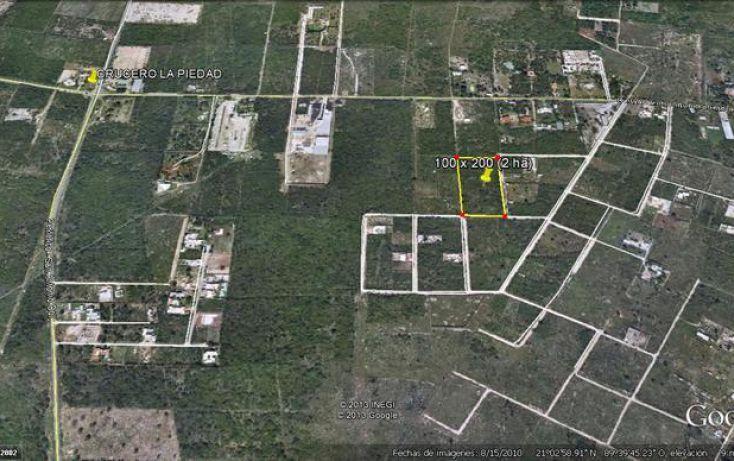 Foto de terreno habitacional en venta en, dzitya, mérida, yucatán, 737687 no 05