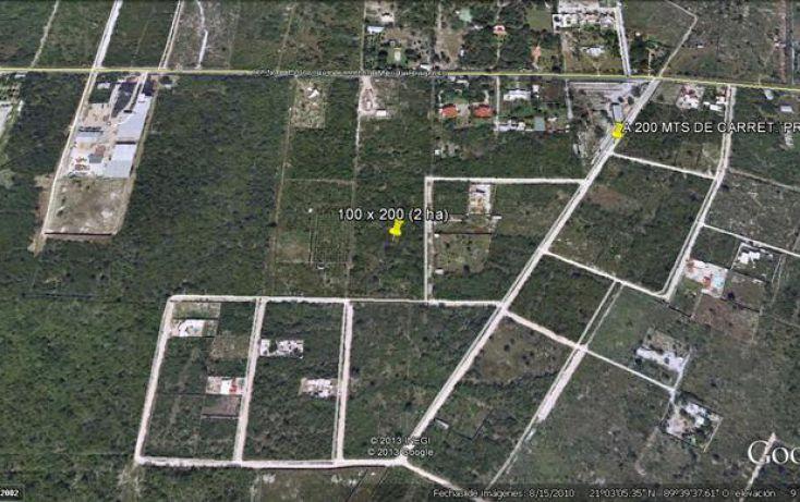 Foto de terreno habitacional en venta en, dzitya, mérida, yucatán, 737687 no 06
