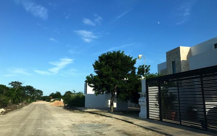 Foto de terreno habitacional en venta en  , dzitya, mérida, yucatán, 737691 No. 04