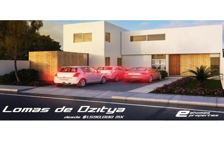 Foto de casa en venta en  , dzitya, mérida, yucatán, 878365 No. 08