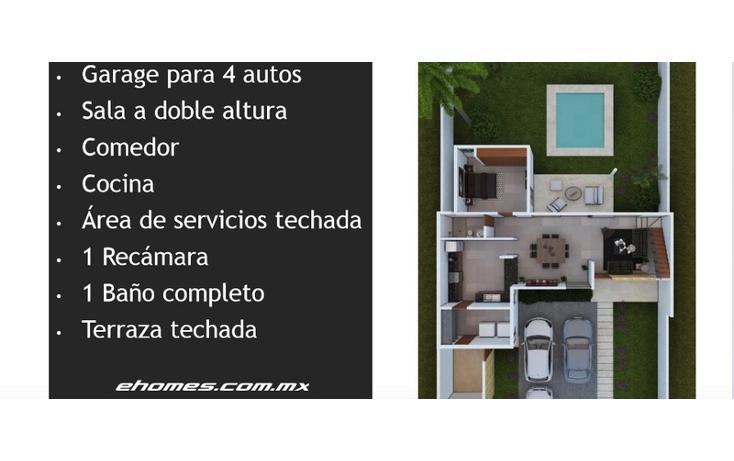 Foto de casa en venta en  , dzitya, mérida, yucatán, 878365 No. 13