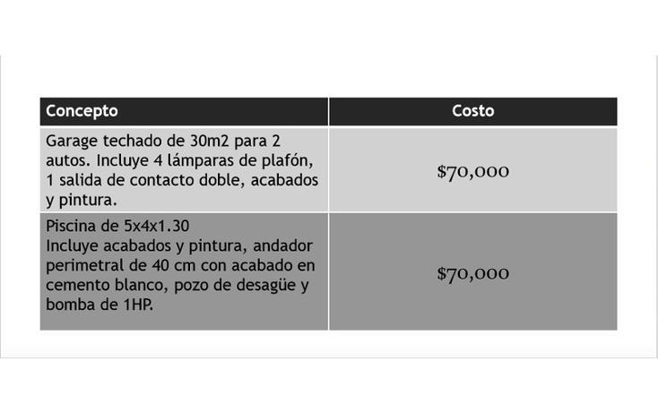 Foto de casa en venta en  , dzitya, mérida, yucatán, 878365 No. 16
