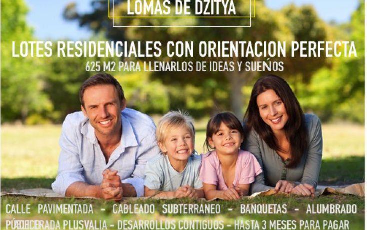 Foto de terreno habitacional en venta en, dzitya, mérida, yucatán, 878527 no 05