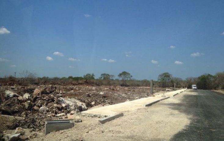 Foto de terreno habitacional en venta en, dzitya, mérida, yucatán, 878527 no 07