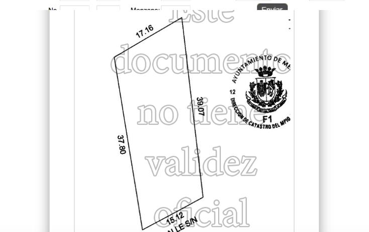 Foto de casa en venta en lomas ii dzitya , dzitya, mérida, yucatán, 884061 No. 07