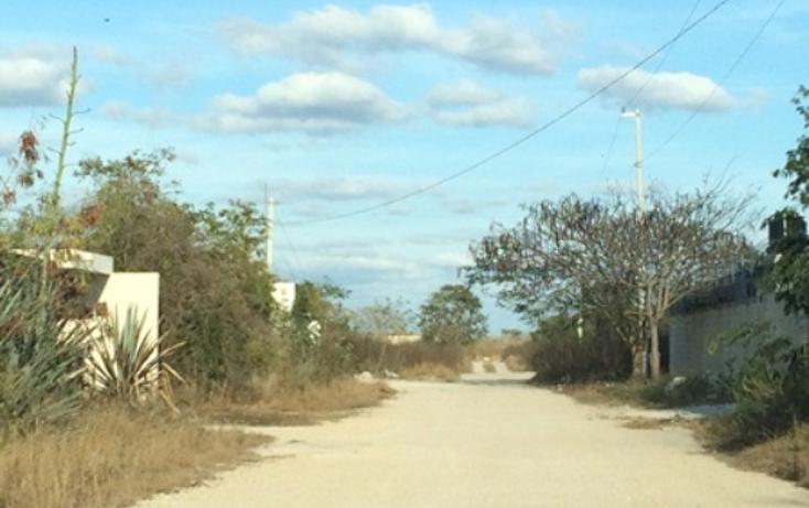 Foto de terreno habitacional en venta en  , dzitya, mérida, yucatán, 945779 No. 04