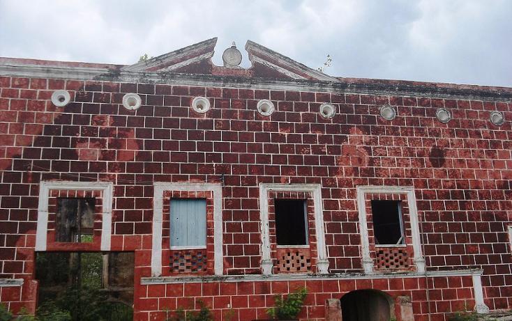 Foto de casa en venta en  , dziuche, hoctún, yucatán, 1182967 No. 01