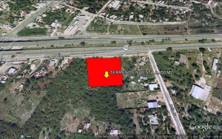 Foto de terreno habitacional en venta en, dzununcán, mérida, yucatán, 1169771 no 01