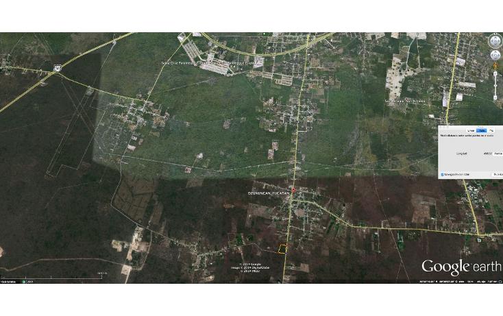 Foto de terreno comercial en venta en  , dzununc?n, m?rida, yucat?n, 1274065 No. 01
