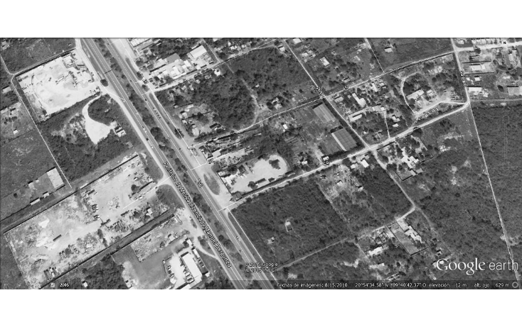 Foto de terreno comercial en venta en  , dzununcan, motul, yucatán, 1327825 No. 01