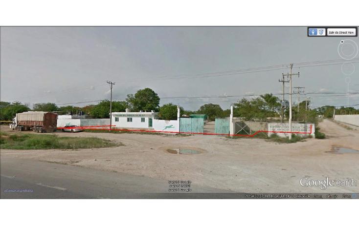 Foto de terreno comercial en venta en  , dzununcan, motul, yucatán, 1327825 No. 02